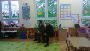 Wizyta Leśników Przystąpienie Do Lop Przedszkole Nr 10